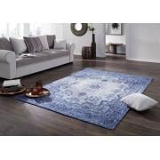 Teppich 240x170x2 blau GRANTS