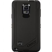 OtterBox Samsung Galaxy Note 4 Case Defender Series - Retail Packaging - Black