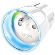 Priza Inteligenta Fibaro FGWPE-102 ZW5, tip Eu (Alb)