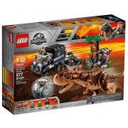 LEGO Jurský Svět 75929 Útěk Carnotaura z Gyrosféry
