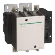 Mágneskapcsoló, 132kW/265A (400V, AC3), 230V AC 40..400 Hz vezerlés, csavaros csatlakozás, TeSys F (Schneider LC1F265P7)