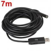 Camera endoscopica video rezistenta la apa USB Wire 7M