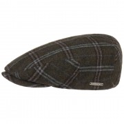 Stetson Casquette Woodfield Checked olive