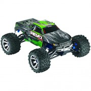 Traxxas 53097 Revo 3.3 4WD Nitro-Powered Monster Truck Ready-To-Race Trucks (1/10 Scale), Colors May Vary