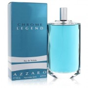 Chrome Legend For Men By Azzaro Eau De Toilette Spray 4.2 Oz