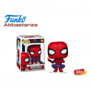 Spider Man hero suit Funko Pop Spider Man far from home Pelicula