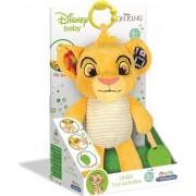 Jucarie de plus Baby Clementoni - Disney Lion King