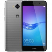 Telefon mobil Huawei Y6 DS Grey, model 2017, memorie 16 GB, ram 2 GB, 5 inch, android 6.0 Marshmallow