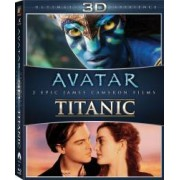 Avatar + Titanic Box Set 3D 6 Discuri