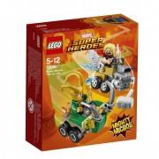 LEGO Super Heroes thor contra loki 76091