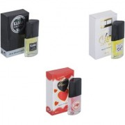 My Tune Combo Kabra Black-Silent love-Younge Heart Red Perfume