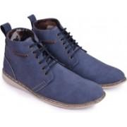 Andrew Scott Boots For Men(Blue)