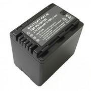 VBT380 3.7V 3880mAh bateria de la camara digital de Panasonic VBT380 W850