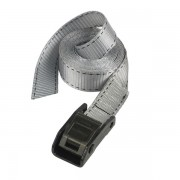 Upínací popruh Master Lock 3111EURDAT - šedý - 250cm