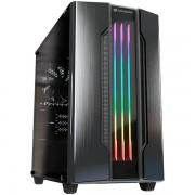 CASE, COUGAR Gemini M, Mini ITX/Micro ATX, Black /No PSU/ (CG385TMB00001)