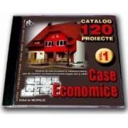 Cd proiecte case economice volumul 1