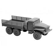 Zvezda Models 1/100 Ural 4320 Russian Army Truck Model Kit