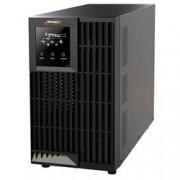 Infosec Gruppo di Continuità UPS E4 VALUE Display LED 3000VA On Line Doppia Conversione