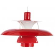 Famous Design Suspension PH5 - Rouge