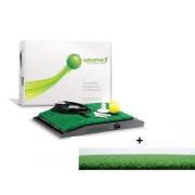 Golfsimulator för hemmabruk + utslagsmatta Optishot 2