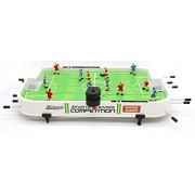Exciting Table Soccer Play Set from Little Treasures Lets Kids Go Head To Head As Red or Blue Against Friends and Family