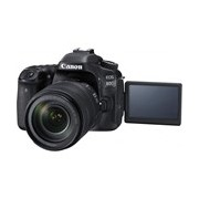 Canon EOS 80D 24.2 Megapixel Digital SLR Camera with Lens - 18 mm - 55 mm