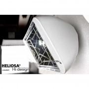 Heliosa 66 Amber Light Infrarot-Heizstrahler (Farbe: Weiss)