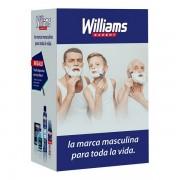 Set de Îngrijire Personală pentru Bărbați Aqua Velva Williams (4 pcs)