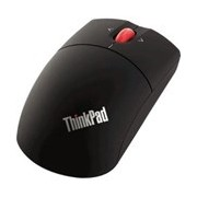 Lenovo ThinkPad 0A36407 Mouse - Laser - Wireless - Stealth Black
