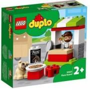 Конструктор ЛЕГО ДУПЛО - Щанд за пица, LEGO DUPLO Town 10927