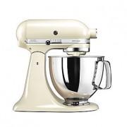 KitchenAid 5KSM125BAC 4.8L Artisan Stand Mixer Almond Cream