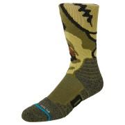 Stance Camo Grab Snow Socks Green