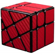 Cubo Magico Rompecabezas Magic Cube MF8830-rojo