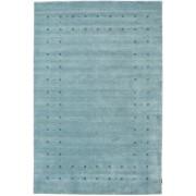 RugVista Alfombra Loribaf Loom Delta - Azul claro 290x390 Alfombra Moderna