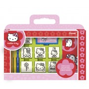 Multiprint Trusa 7 stampile Hello Kitty