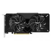Placa video Palit GeForce GTX 1660 Ti Dual, 6GB, GDDR6, 192-bit