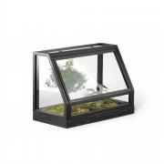 Design House Designtorget Växthus Greenhouse Mini Grå