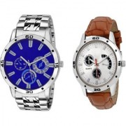 TRUE CHOICE NEW FASHION 2 BEST ANTIQUE WATCHES FOR MEN N BOYS WITH 6 MONTH WARRANTY