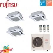 Aer Conditionat MULTISPLIT Caseta FUJITSU 3x AUYG09LVLA Inverter 3x9k BTU/h