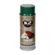 Spray vopsea etriere tamburi K2 BRAKE CALIPER - Verde