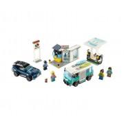 Lego Конструктор Lego City 60257 Лего Город Станция технического обслуживания