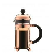 Bodum Chambord cafetiere 35cl - koper