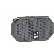 Altec Lansing Mini H2O Bluetooth zvučnik, otporan, mikrofon, AUX-in, sivi