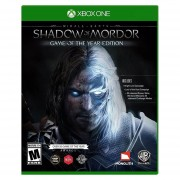 Xbox One Juego Shadow Of Mordor Middle Earth GOTY
