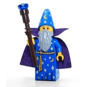 LEGO Series 12 Collectible Minifigure 71007 - Wizard
