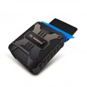 Mini Stofzuiger USB Laptop Cooler Air Extraheren Uitlaat Koelventilator CPU Koeler Drop Verzending OXA