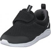 Bagheera Cheetah Black/white, Skor, Sneakers och Träningsskor, Sneakers, Grå, Svart, Barn, 27