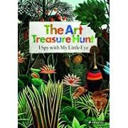 The Art Treasure Hunt: I Spy with My Little Eye, Hardcover/Doris Kutschbach
