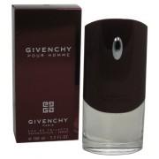 Givenchy Pour Homme By For Men. Eau De Toilette Spray 3.4 Oz