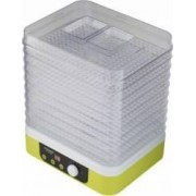Deshidrator de alimente Concept SO1060 260W 9 tavi patrate Diametru tava 31.3 x 25.5 cm Timer Ventilator Verde